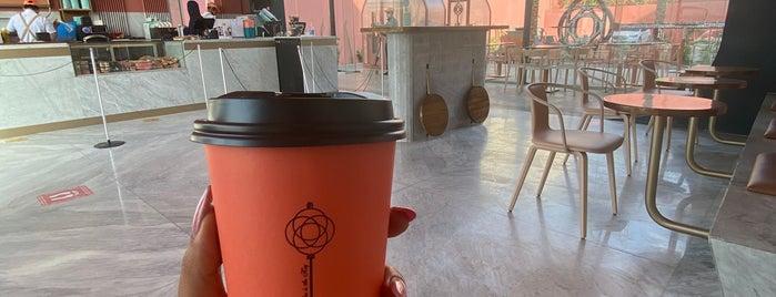 Key Cafe is one of Riyadh.