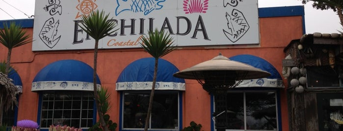 The Whole Enchilada is one of Best of Monterey.