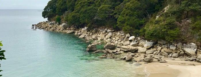 Abel Tasman National Park is one of Nuova Zelanda.