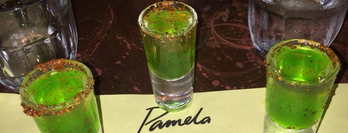 Pamela is one of Cocktails in London.