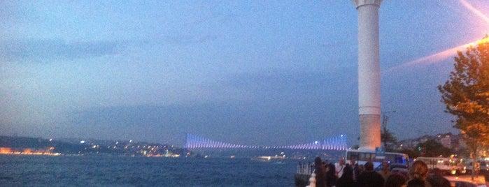 Üsküdar Deniz Feneri is one of Turkey.istanbul.