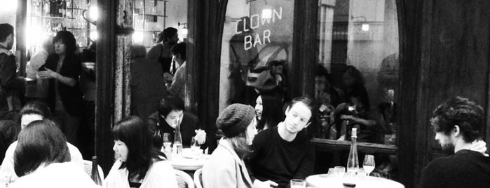 Clown Bar is one of So Paris : trendy bistronomie.