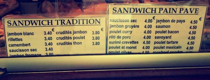 Boulangerie Nelly Julien is one of paris eats.