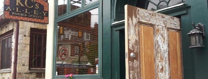 KC's Alley is one of Locais curtidos por Kim.