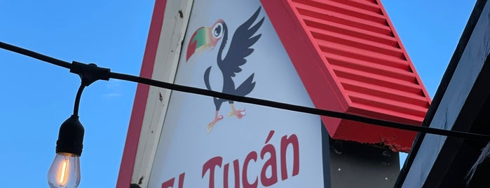 Tacos El Tucan is one of SF Chronicle.
