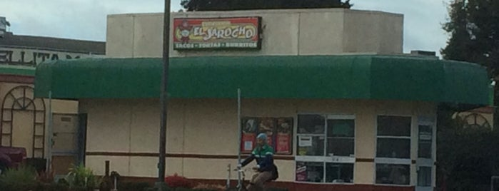 El Jarocho is one of Gespeicherte Orte von Monica.