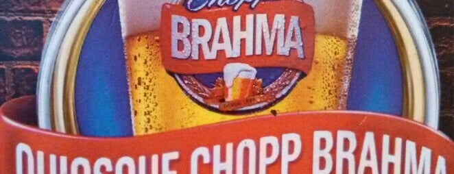 Quiosque Chopp Brahma is one of Santos.