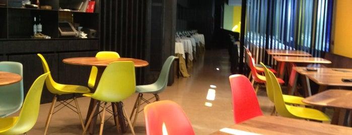 Daps Bar&Restaurant is one of Restaurants.