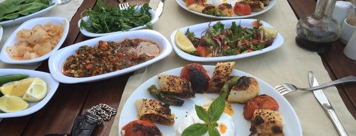 Antebi Restaurant is one of สถานที่ที่ 🐞 ถูกใจ.