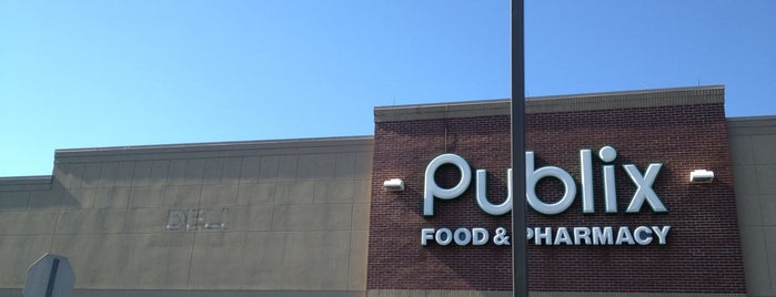 Publix is one of Lieux qui ont plu à Kawika.