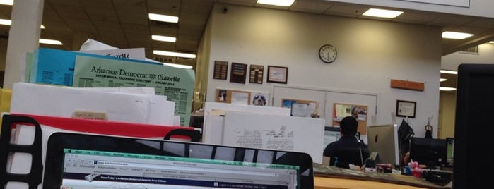Arkansas Democrat-Gazette is one of Tempat yang Disukai Lisa.