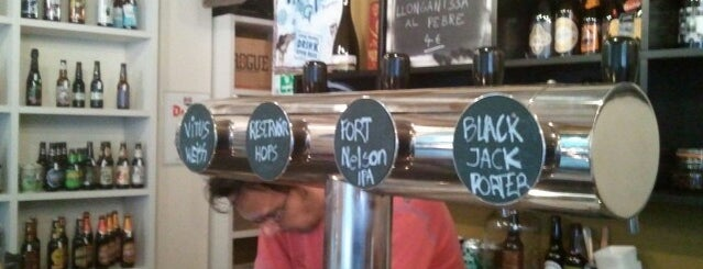 La Bona Pinta is one of barcelona craft beer.