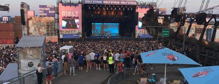 Melt Festival is one of SuperfantasticJANplaces*europe.