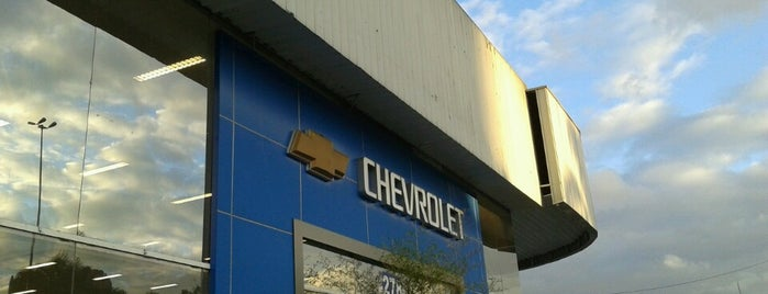 Chevrolet Anhembi is one of Dealers.
