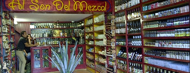Al Son Del Mezcal is one of Gespeicherte Orte von Jose.