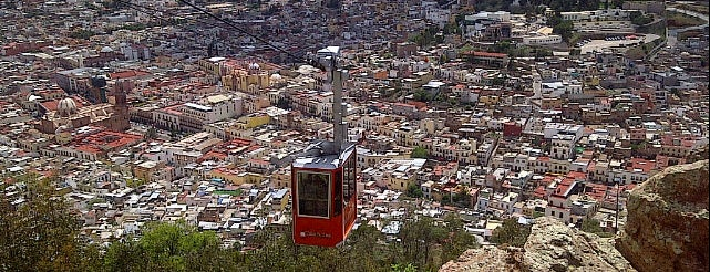 Teleférico Estación La Bufa is one of TodoPorDescubrirさんのお気に入りスポット.