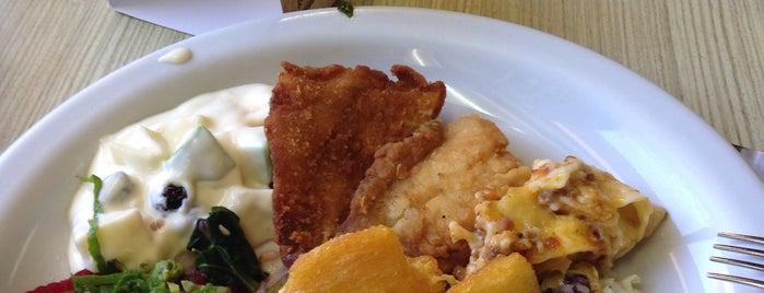Tom's Restaurante e Pizzaria is one of Orte, die Luis Enrique gefallen.