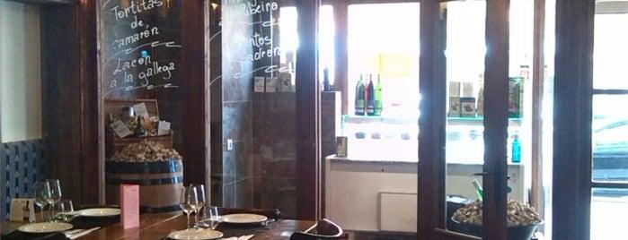 Restaurante La Mar is one of Valencia - restaurants & tapas bars.