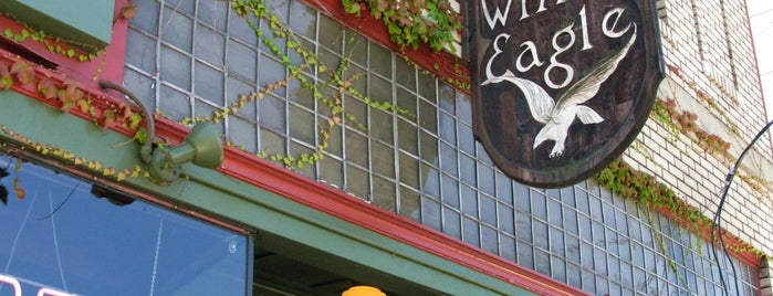 McMenamins White Eagle Saloon & Hotel is one of explore Portland.