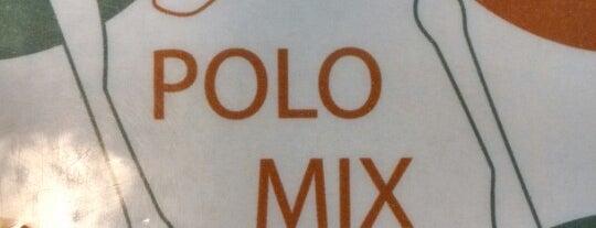 Polo Mix is one of Locais curtidos por Vanessa.