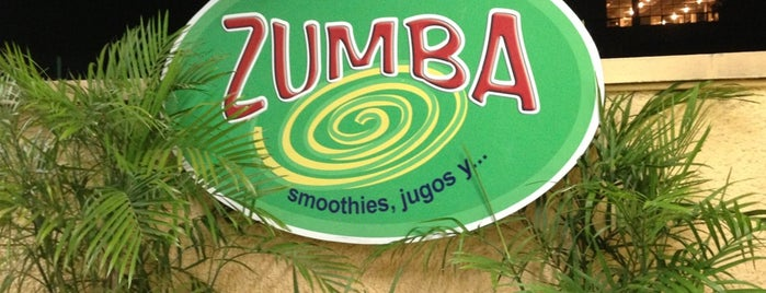 ZUMBA is one of Lieux sauvegardés par Ramón.