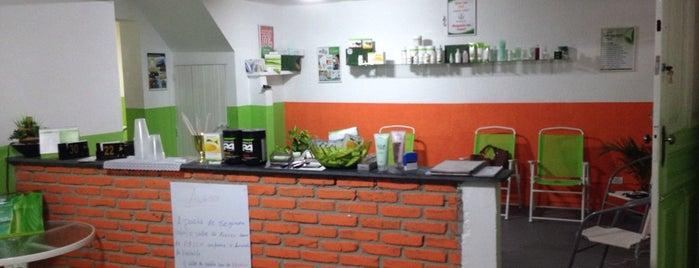 EVS - Espaço Vida Saudável Herbalife is one of Tempat yang Disimpan Adriana.