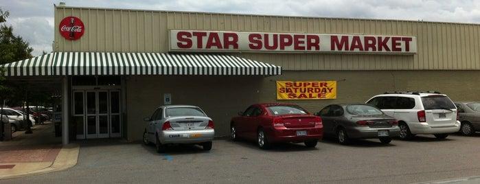 Star Super Market - Huntsville is one of ed 님이 좋아한 장소.
