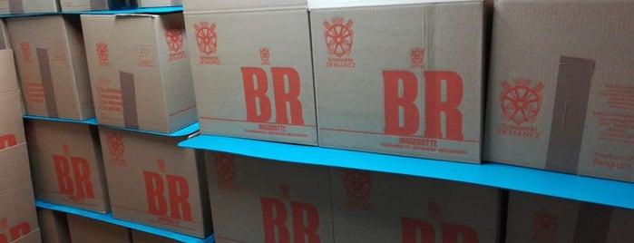 Brasserie Demanez is one of Beer / Belgian Breweries (2/2).