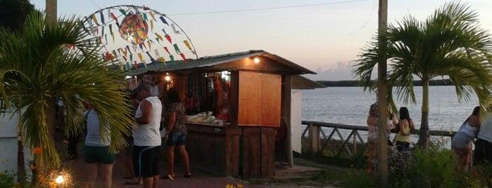 Feira de Artesanato da Praia do Jacaré is one of Lugares Já Visitados.