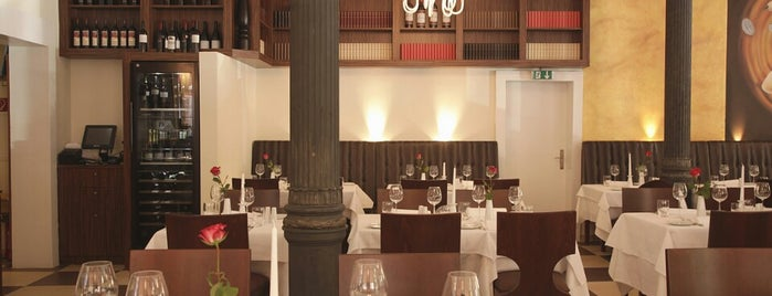 Ariston Restaurant is one of Barometer Frankfurt 2014 - Teil 1.