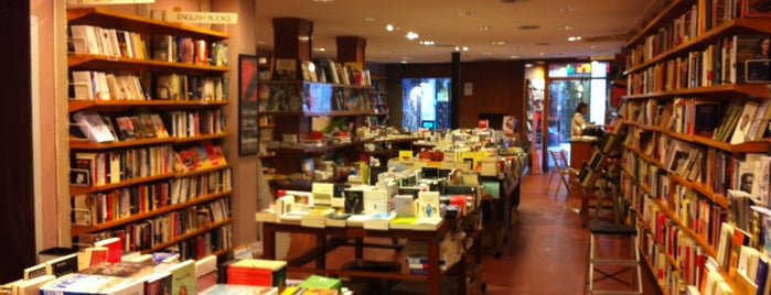 Documenta is one of Bookstores.
