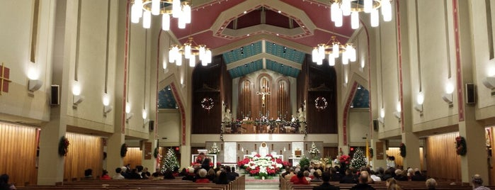 Churches in the Diocese of Arlington