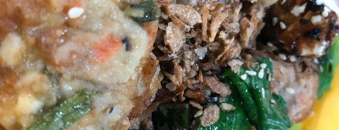 Zhen Jie Hakka Yong Dou Fu is one of Micheenli Guide: Best of Singapore Hawker Food.