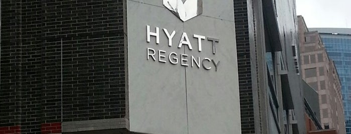 Hyatt Regency Boston is one of Boston.