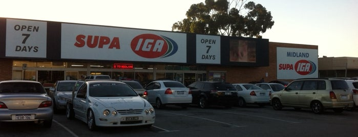 SUPA IGA is one of Perth.