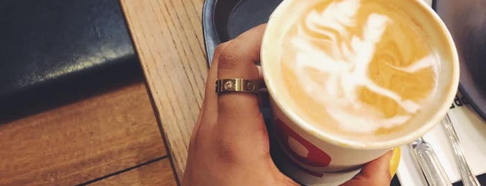 Espresso Lab is one of Dammam & Khobar Speciality Coffee shops.