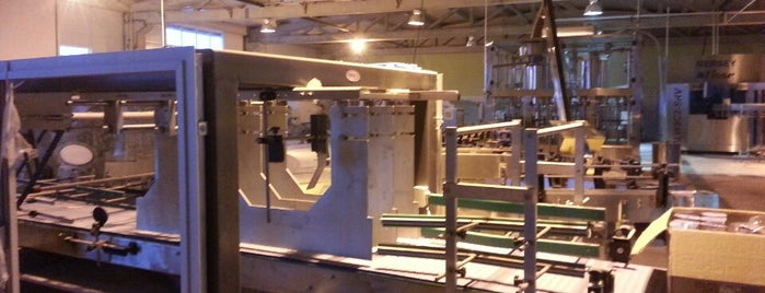 gecek su fabrikası is one of Locais salvos de Fatih.