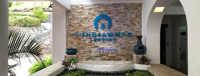 Windjammer Landing Villa Beach Resort is one of On the Road.