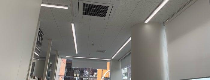 セブンイレブン 名古屋ナディアパーク前店 is one of まどかるんさんのお気に入りスポット.
