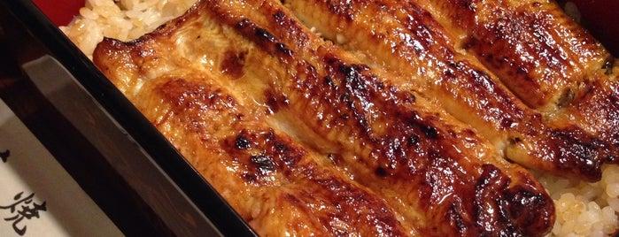 鰻禅 is one of Tokyo Casual Dining.