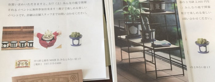 Nakagawa Masashichi Shoten is one of yas : понравившиеся места.