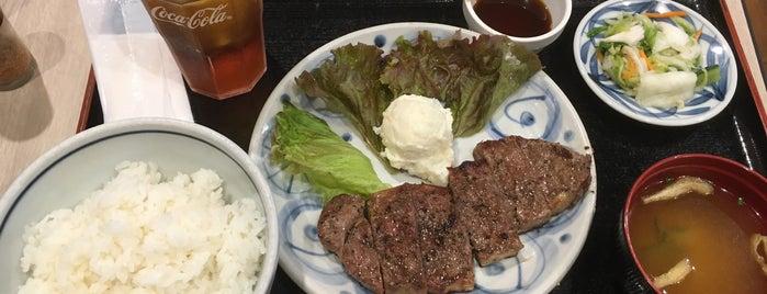 牛たん 仙台なとり イオンモール和歌山店 is one of Lugares favoritos de Shigeo.