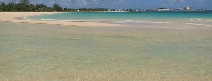 Brighton Beach is one of Barbados Beaches Near The Cruise Port.