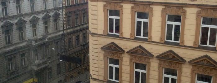 Hotel Sonata is one of Prag.