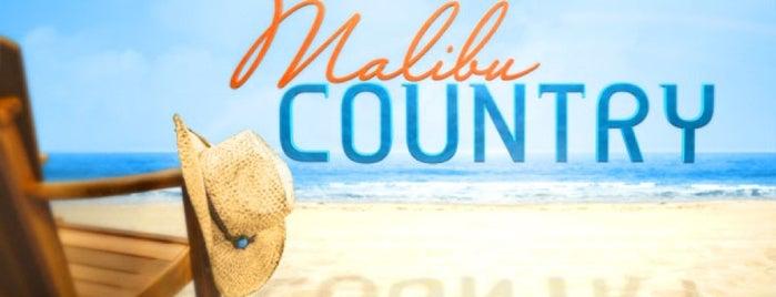 Malibu Country is one of LA.