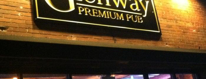 Glenway Premium Pub is one of Gaston County Favorites.