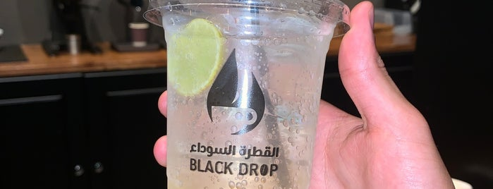 Black Drop   القطرة السوداء is one of Posti salvati di Queen.
