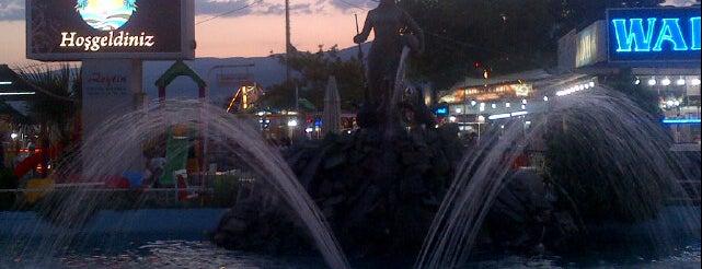 Sarıkız Meydanı is one of Akcay Hüdü.