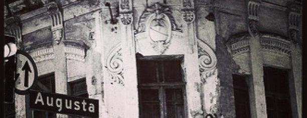 Rua Augusta is one of Sampa 460 :).