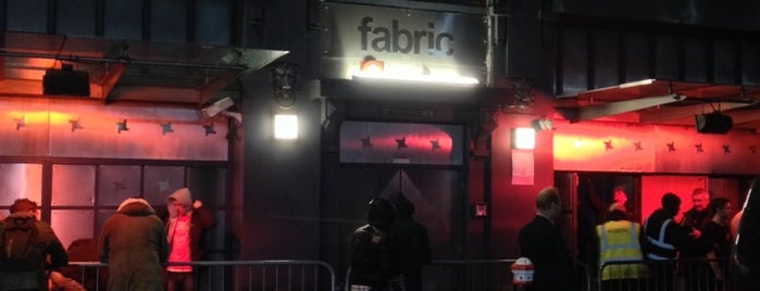 Fabric is one of Hi, London!.